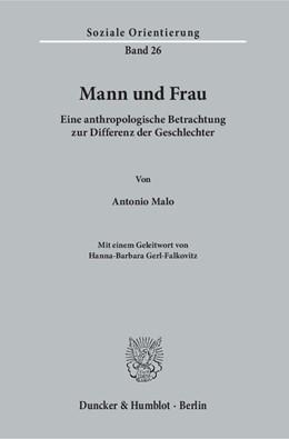 Abbildung von Malo   Mann und Frau   2018   Eine anthropologische Betracht...