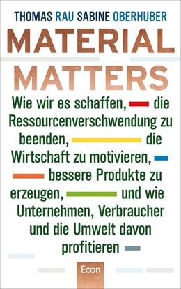 Abbildung von Rau / Oberhuber   Material Matters   1. Auflage   2018   beck-shop.de