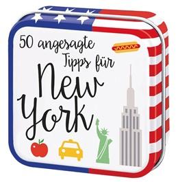 Abbildung von 50 angesagte Tipps für New York | 1. Auflage | 2018 | beck-shop.de