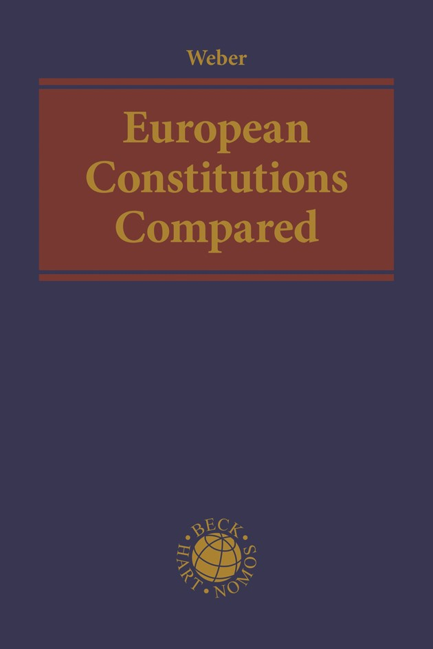 European Constitutions Compared | Weber, 2019 | Buch (Cover)