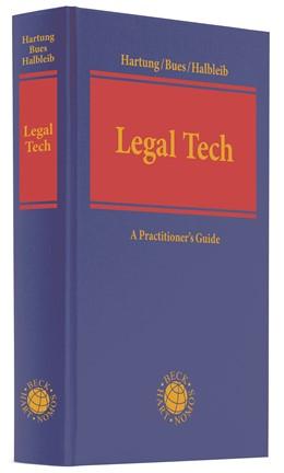 Abbildung von Hartung / Bues / Halbleib | Legal Tech | 2018 | How Technology is Changing the...