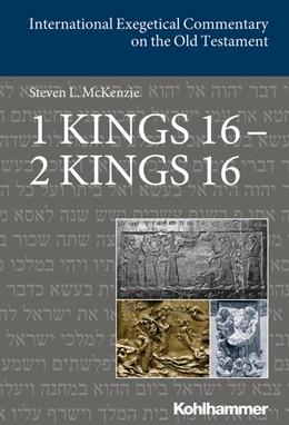 Abbildung von McKenzie | 1 Kings 16 - 2 Kings 16 | 2018