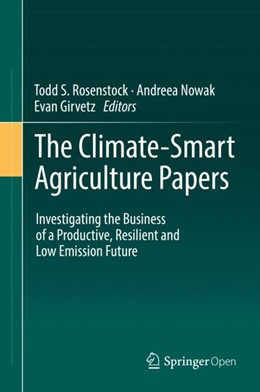 Abbildung von Rosenstock / Nowak | The Climate-Smart Agriculture Papers | 1. Auflage | 2018 | beck-shop.de