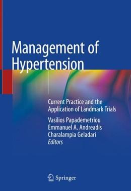 Abbildung von Papademetriou / Andreadis   Management of Hypertension   1. Auflage   2018   beck-shop.de