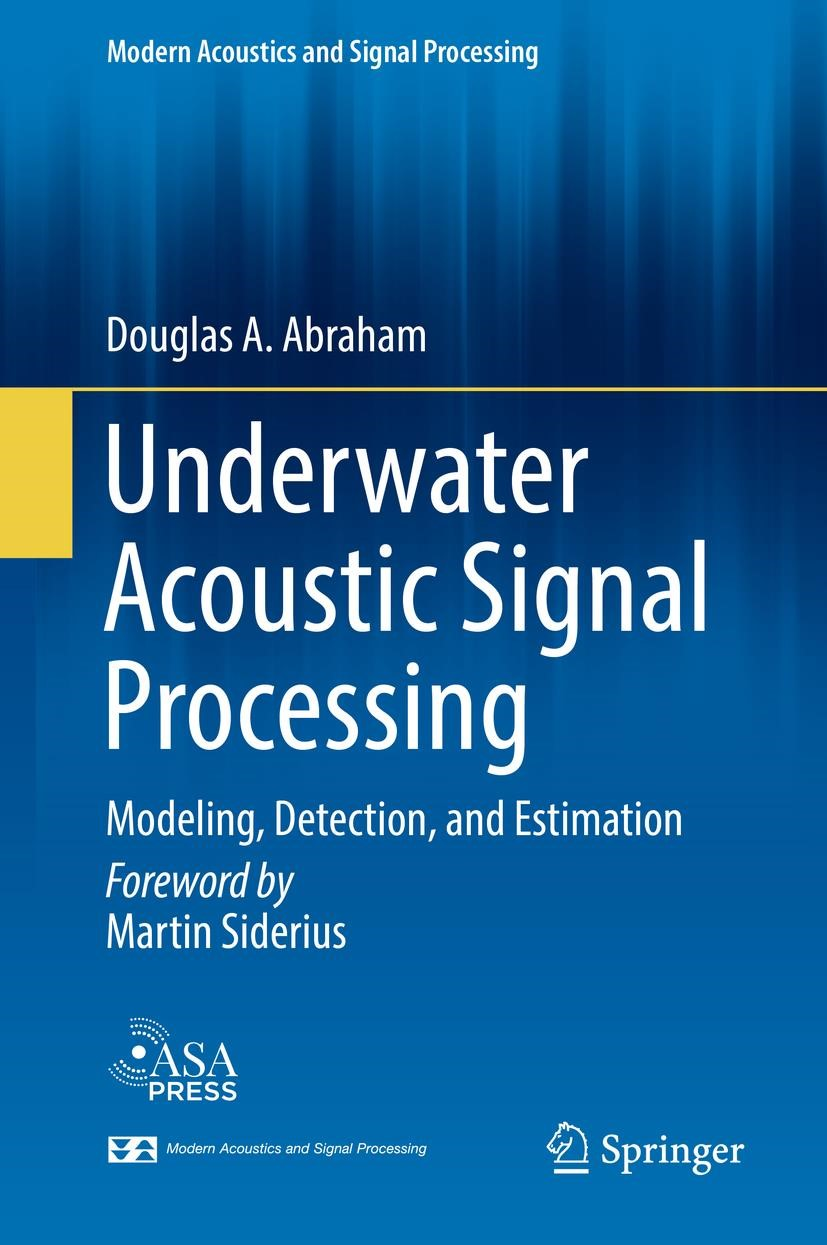 Underwater Acoustic Signal Processing | Abraham | 1st ed. 2019, 2018 | Buch (Cover)
