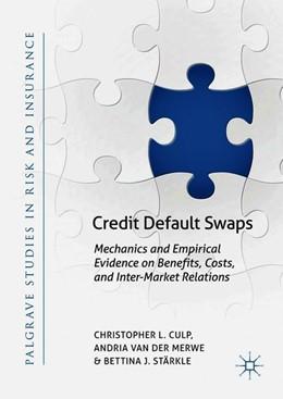 Abbildung von Culp / van der Merwe | Credit Default Swaps | 1. Auflage | 2018 | beck-shop.de