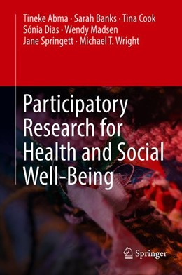Abbildung von Abma / Banks | Participatory Research for Health and Social Well-Being | 1. Auflage | 2018 | beck-shop.de