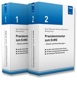 Abbildung von Rosin / Pohlmann / Gentzsch / Metzenthin / Böwing | Praxiskommentar zum EnWG | Loseblattwerk mit 9. Aktualisierung | 2018 | Gesetz und Verordnungen