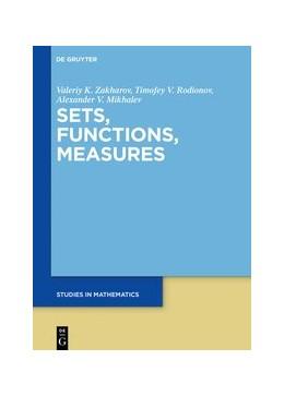 Abbildung von Zakharov / Rodionov | [Set Fundamentals of Set and Number Theory, Vol 1+2] | 2018