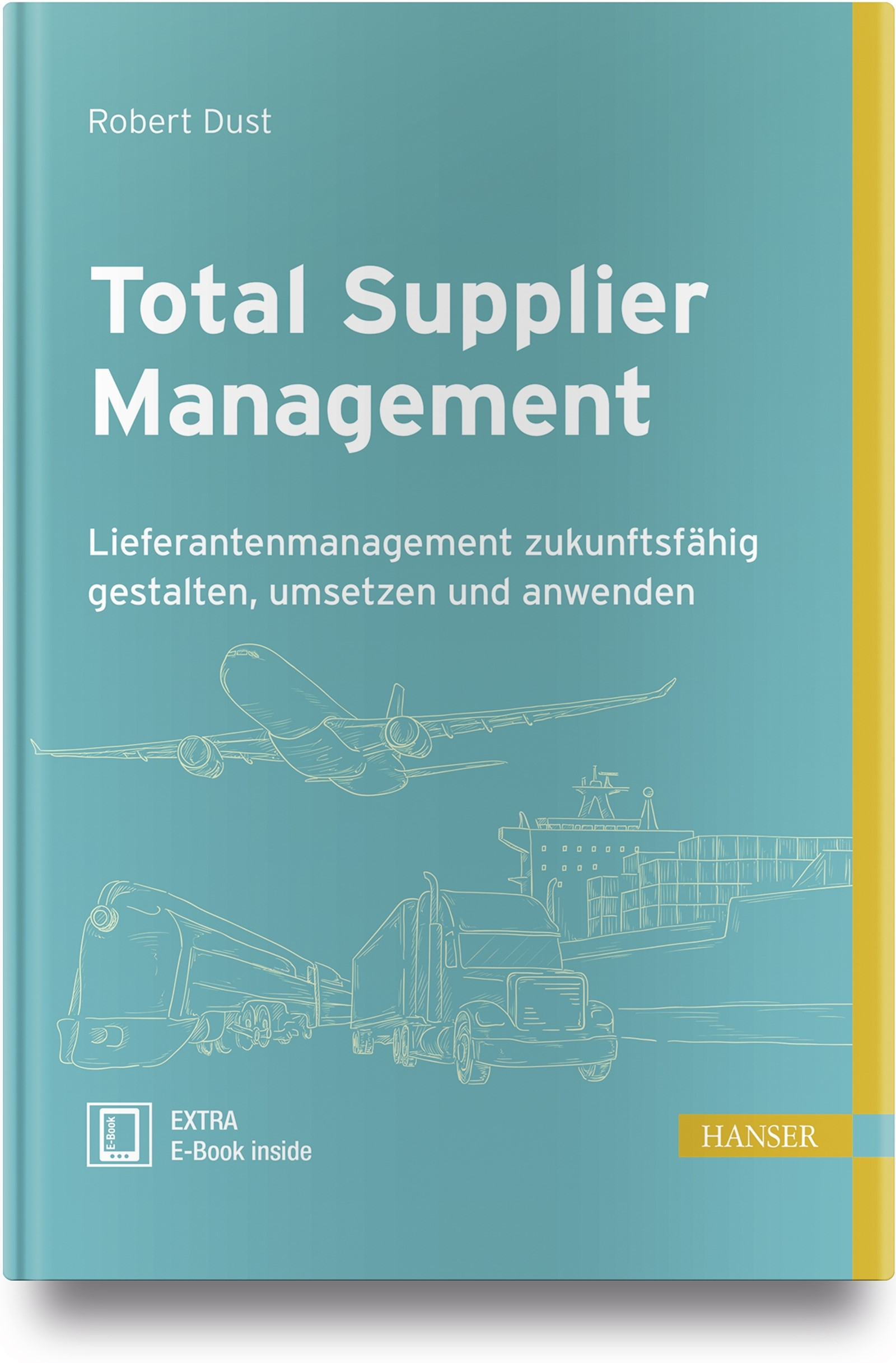 Total Supplier Management | Dust, 2018 | Buch (Cover)