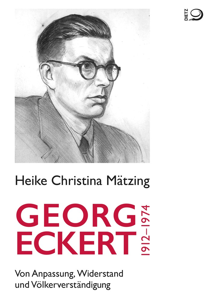 Georg Eckert. 1912–1974 | Mätzing, 2018 | Buch (Cover)