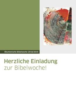 Abbildung von Plakat zur Bibelwoche | 1. Auflage | 2018 | beck-shop.de