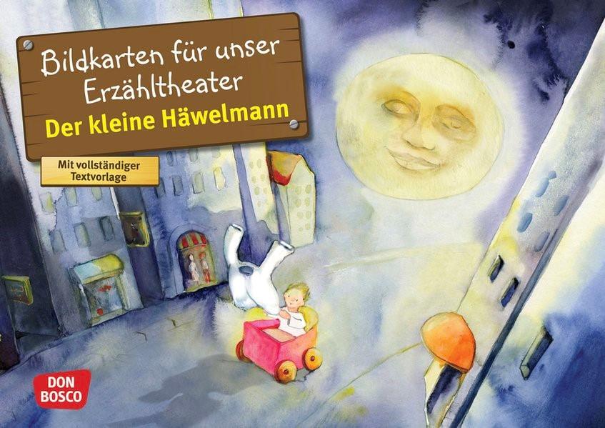 Der kleine Häwelmann. Kamishibai Bildkartenset. | Brandt / Storm, 2018 (Cover)
