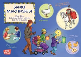 Abbildung von Hebert / Rensmann | Sankt Martinsfest. Kamishibai Bildkartenset. | 1. Auflage | 2018 | beck-shop.de