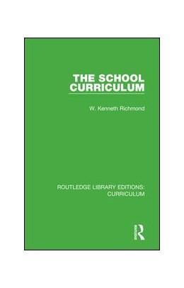 Abbildung von Richmond   The School Curriculum   2018