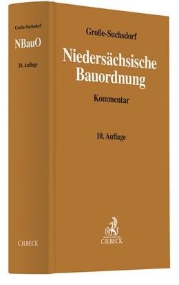 Abbildung von Große-Suchsdorf | Niedersächsische Bauordnung: NBauO | 10. Auflage | 2020