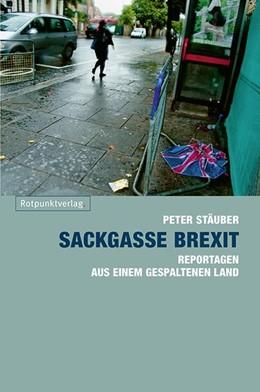 Abbildung von Stäuber   Sackgasse Brexit   1. Auflage   2018   beck-shop.de