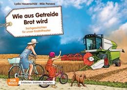 Abbildung von Hauenschild   Wie aus Getreide Brot wird. Kamishibai Bildkartenset.   1. Auflage   2018   beck-shop.de
