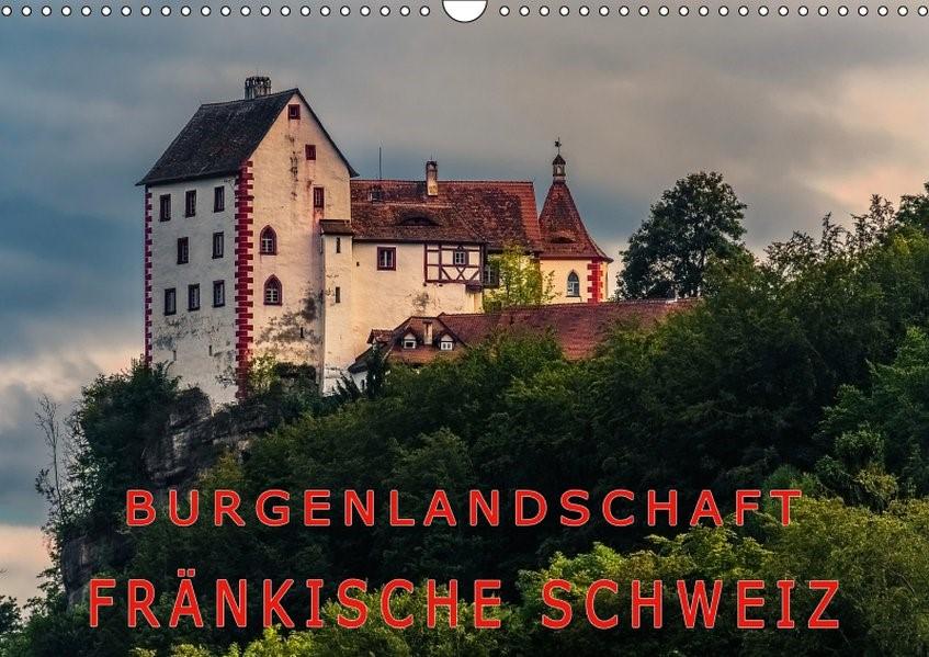 Burgenlandschaft Fränkische Schweiz (Wandkalender 2019 DIN A3 quer) | Oldshutterhand | 5. Edition 2018, 2018 (Cover)