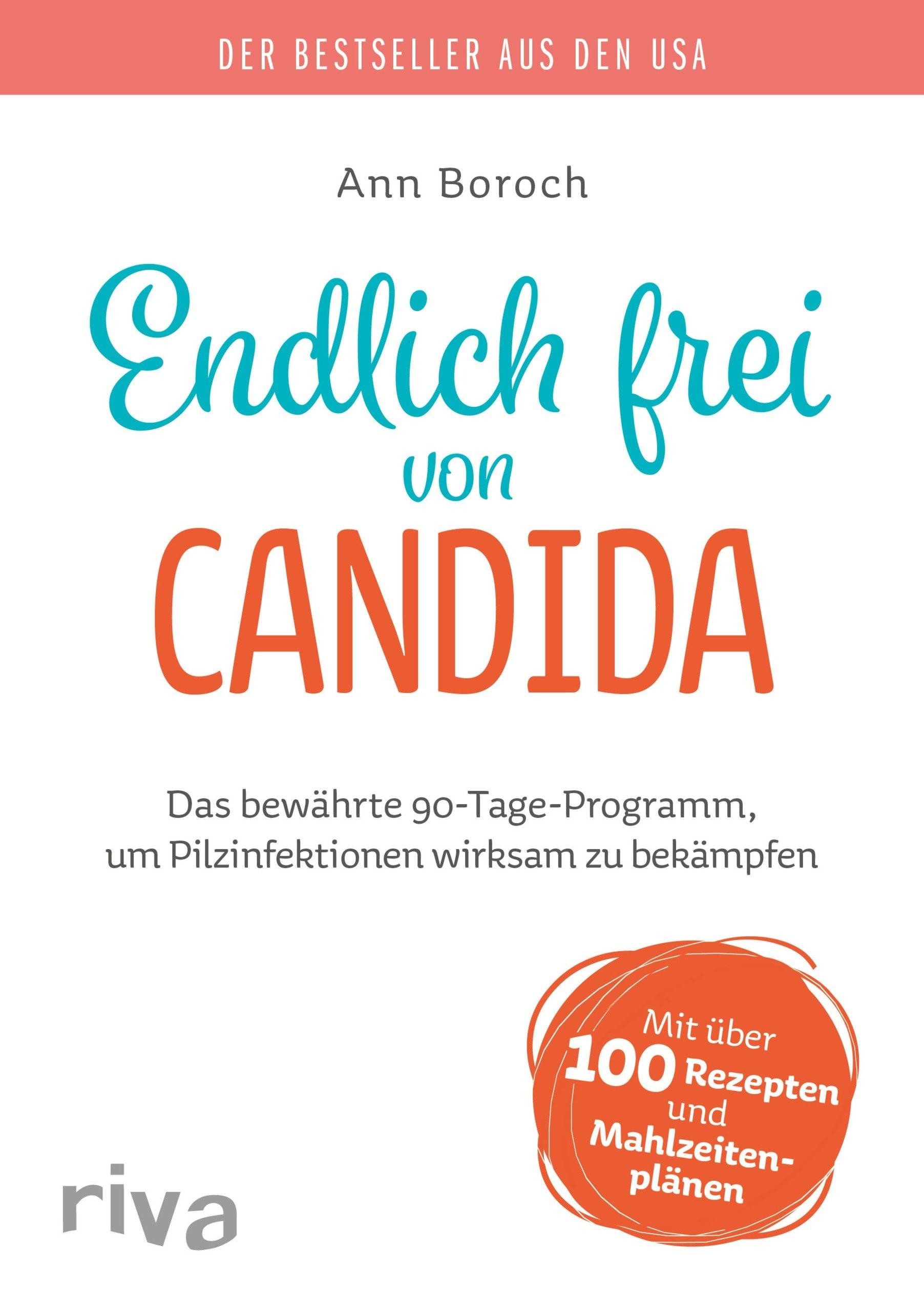 Endlich frei von Candida | Boroch, 2018 | Buch (Cover)