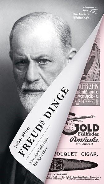 Freuds Dinge | Müller, 2019 | Buch (Cover)