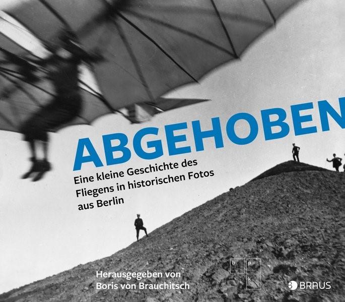 Abgehoben | Brauchitsch, 2018 | Buch (Cover)