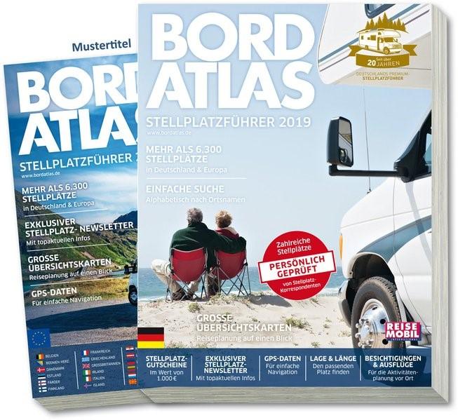Bordatlas 2019 in 2 Bänden | Neuauflage 2019, 2018 | Buch (Cover)