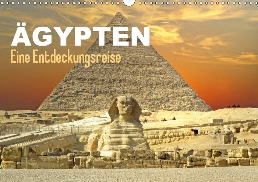 Abbildung von Melz | Ägypten - Eine Entdeckungsreise (Wandkalender 2019 DIN A3 quer) | 4. Edition 2018 | 2018