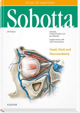 Abbildung von Paulsen / Waschke   Sobotta - Head, Neck and Neuroanatomy   16. Auflage   2018   beck-shop.de