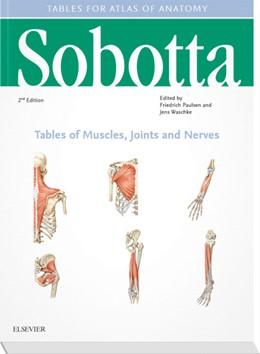 Abbildung von Paulsen / Waschke | Sobotta Tables of Muscles, Joints and Nerves, English/Latin | 2. Auflage | 2018 | beck-shop.de