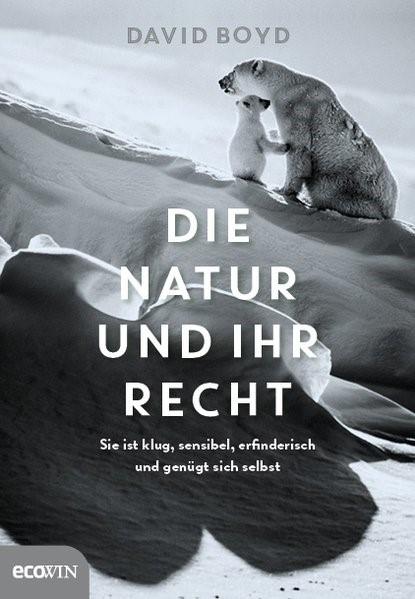 Die Natur und ihr Recht | Boyd, 2018 | Buch (Cover)