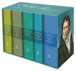 Abbildung von Schopenhauer | Schopenhauer: Sämtliche Werke in fünf Bänden im Schuber | 2018