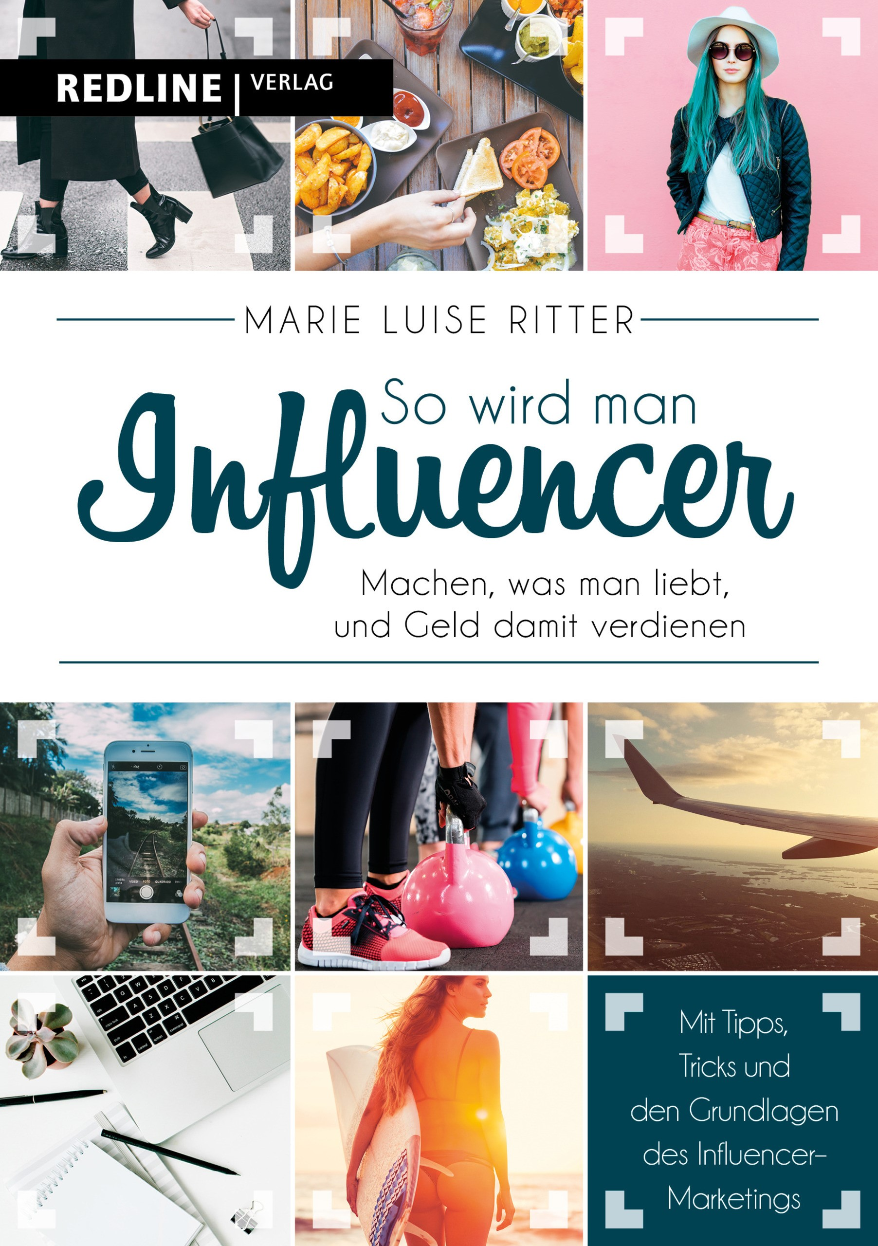 So wird man Influencer! | Ritter, 2018 | Buch (Cover)