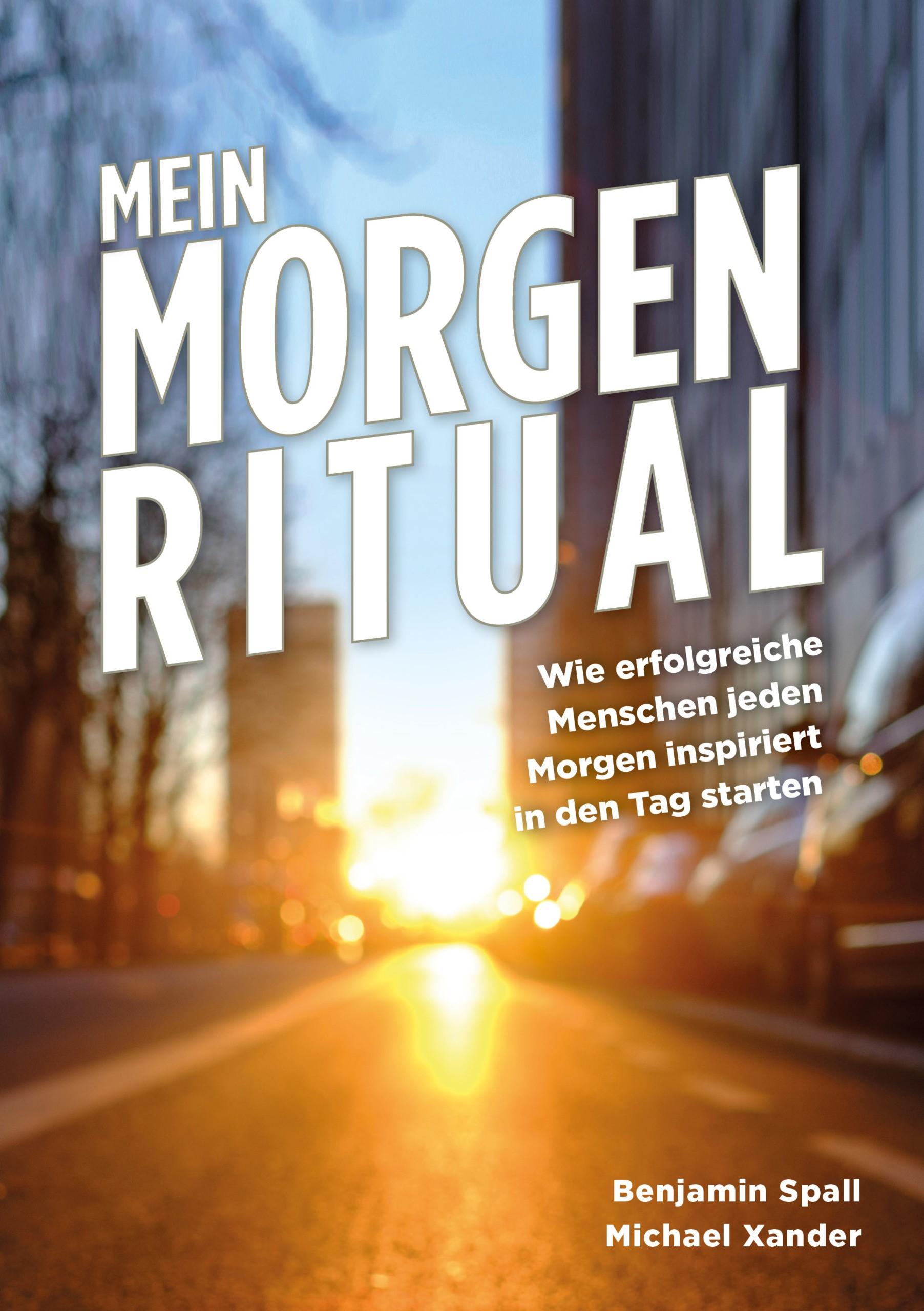 Mein Morgen-Ritual   Spall / Xander, 2018   Buch (Cover)