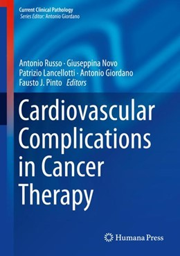 Abbildung von Russo / Novo | Cardiovascular Complications in Cancer Therapy | 1. Auflage | 2018 | beck-shop.de