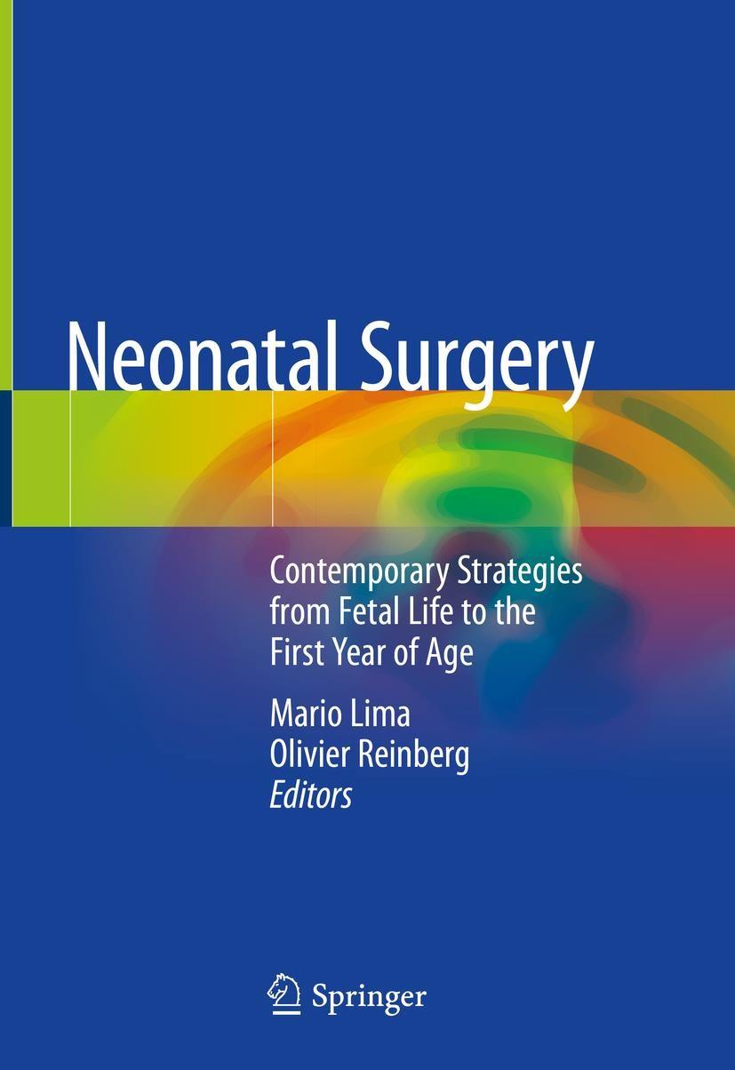 Abbildung von Lima / Reinberg | Neonatal Surgery | 1st ed. 2019 | 2019