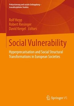 Abbildung von Hepp / Kergel / Riesinger | Precarized Society | 1st ed. 2020 | 2020 | Social Transformation of the W...