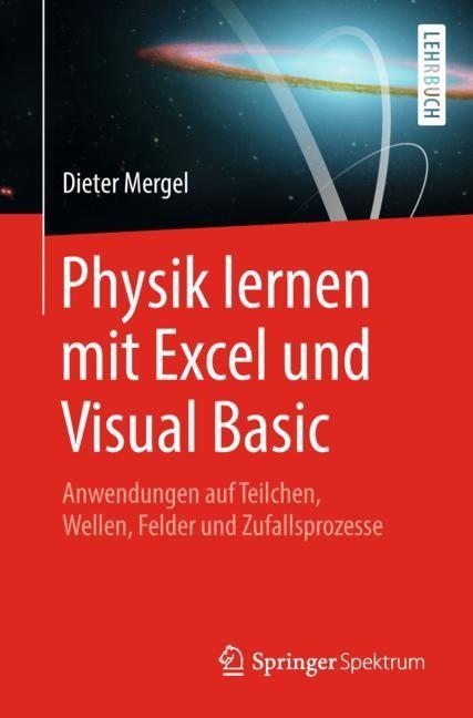 Abbildung von Mergel   Physik lernen mit Excel und Visual Basic   2018