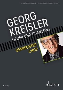 Abbildung von Hofmann / Schmidt | Georg Kreisler | 2018 | Lieder und Chansons für gemisc...