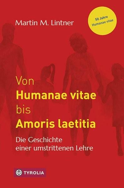 Von Humanae vitae bis Amoris laetitia | Lintner, 2018 | Buch (Cover)