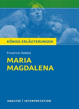 Abbildung von Hebbel | Maria Magdalena | 1. Auflage | 2018 | beck-shop.de