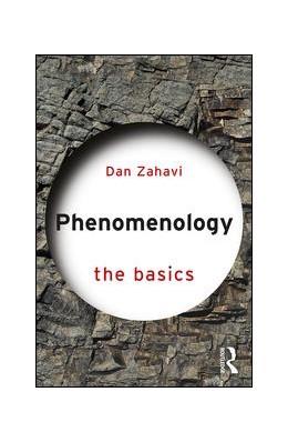 Abbildung von Zahavi   Phenomenology: The Basics   2018