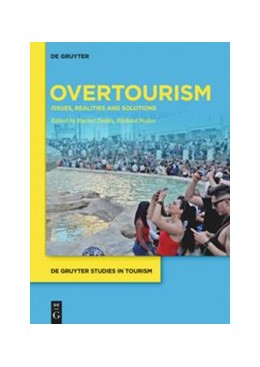 Abbildung von Dodds / Butler | Overtourism | 2019 | Issues, realities and solution...