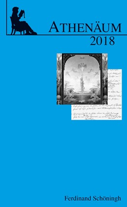 Abbildung von Albrecht / Benne / Wetters   Athenäum Jahrbuch der Friedrich Schlegel-Gesellschaft   1. Auflage 2019   2019   28