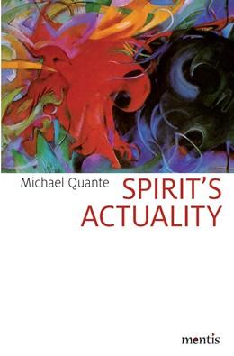 Abbildung von Quante | Spirit's Actuality | 1. Auflage | 2018 | beck-shop.de