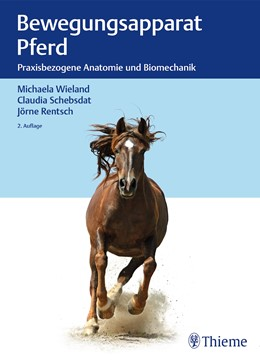 Abbildung von Wieland / Schebsdat   Bewegungsapparat Pferd   2. Auflage   2018   beck-shop.de