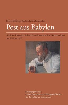 Abbildung von Quatember / Bankel | Post aus Babylon | 1. Auflage | 2018 | beck-shop.de