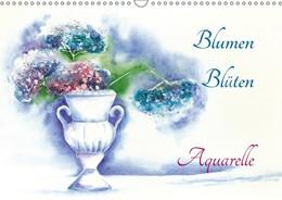 Abbildung von Krause | Blumen Blüten Aquarelle (Wandkalender 2019 DIN A3 quer) | 4. Edition 2018 | 2018 | Handgemalte Blumenaquarelle (M...