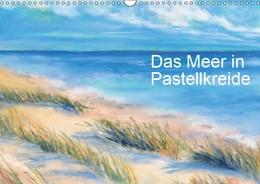 Abbildung von Krause | Das Meer in Pastellkreide (Wandkalender 2019 DIN A3 quer) | 3. Edition 2018 | 2018 | Meeresansichten als Pastellgem...