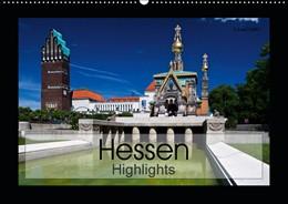 Abbildung von Boettcher | Hessen Highlights (Wandkalender 2019 DIN A2 quer) | 5. Edition 2018 | 2018 | Hessen - Eine Zeitreise (Monat...
